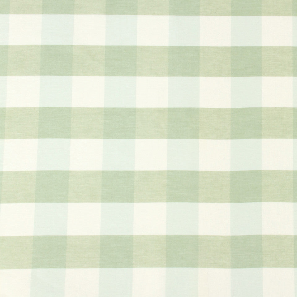 DEW Checkered Out Fabric - Dew
