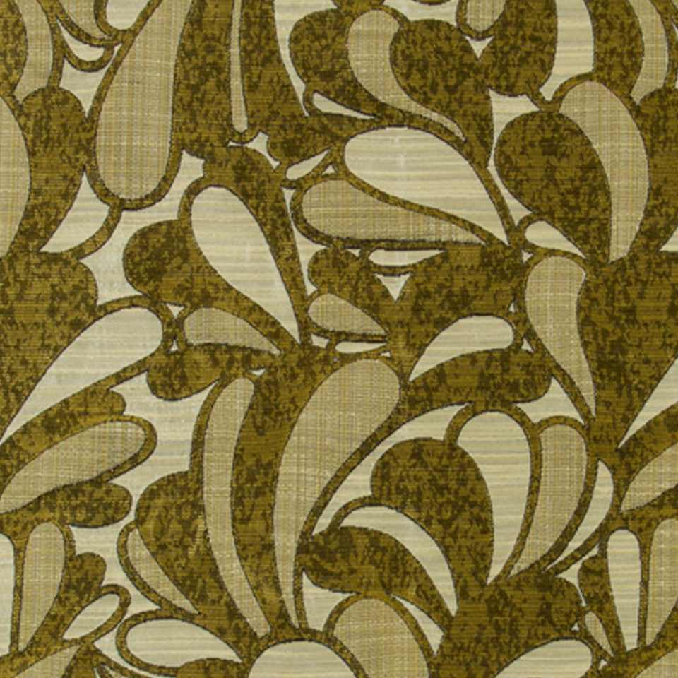 GOLD LEAF Feel Good Fabric - Gold Leaf