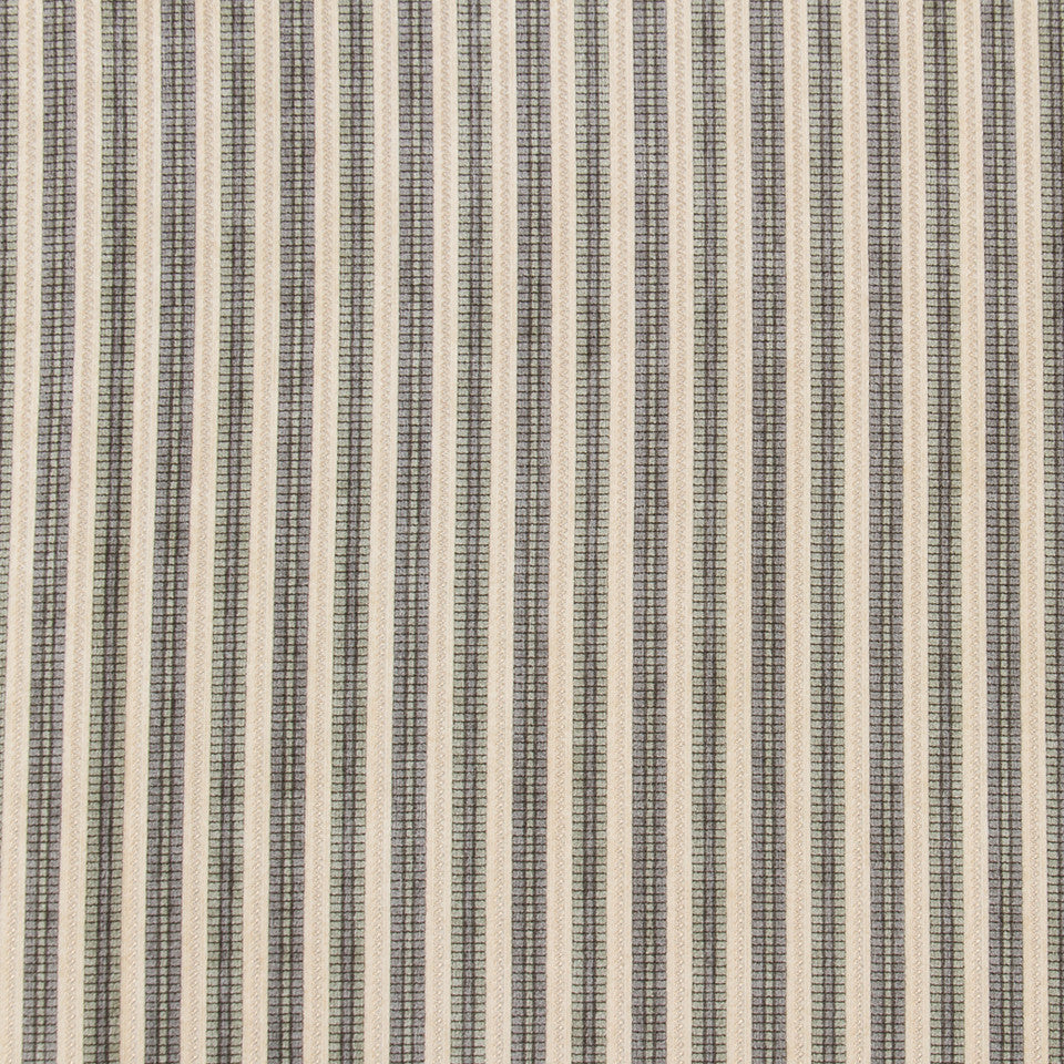 DEW Avenue Stripe Fabric - Dew