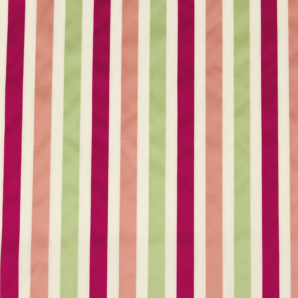 DEW Vivid Stripe Fabric - Dew