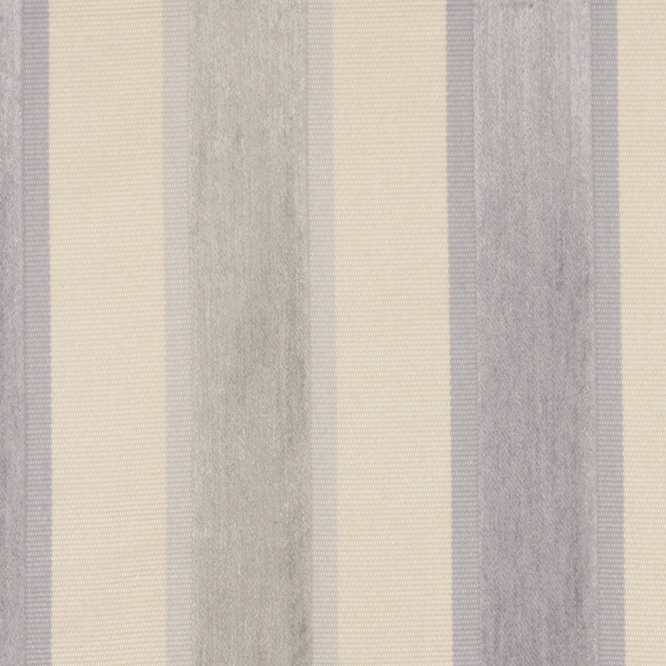 IRIS High Lo Stripe Fabric - Iris