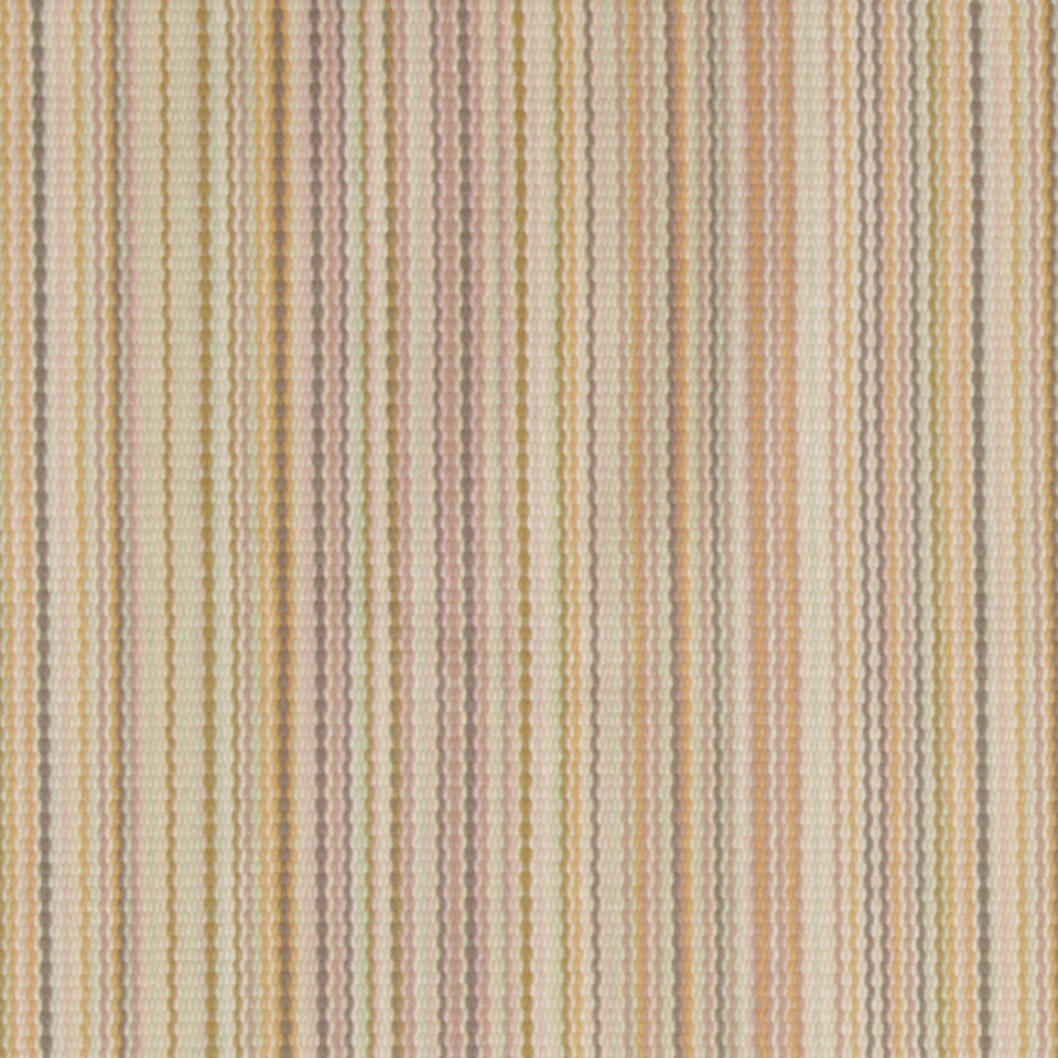 GOLD LEAF Zigzag Stripe Fabric - Gold Leaf