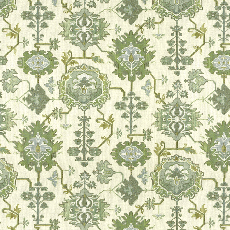 DEW Garden Ridge Fabric - Dew