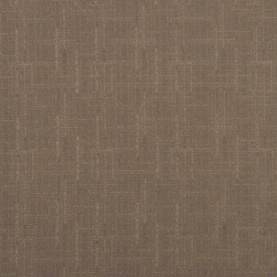 NATURAL MOSAICS Legend Solid Fabric - Mink