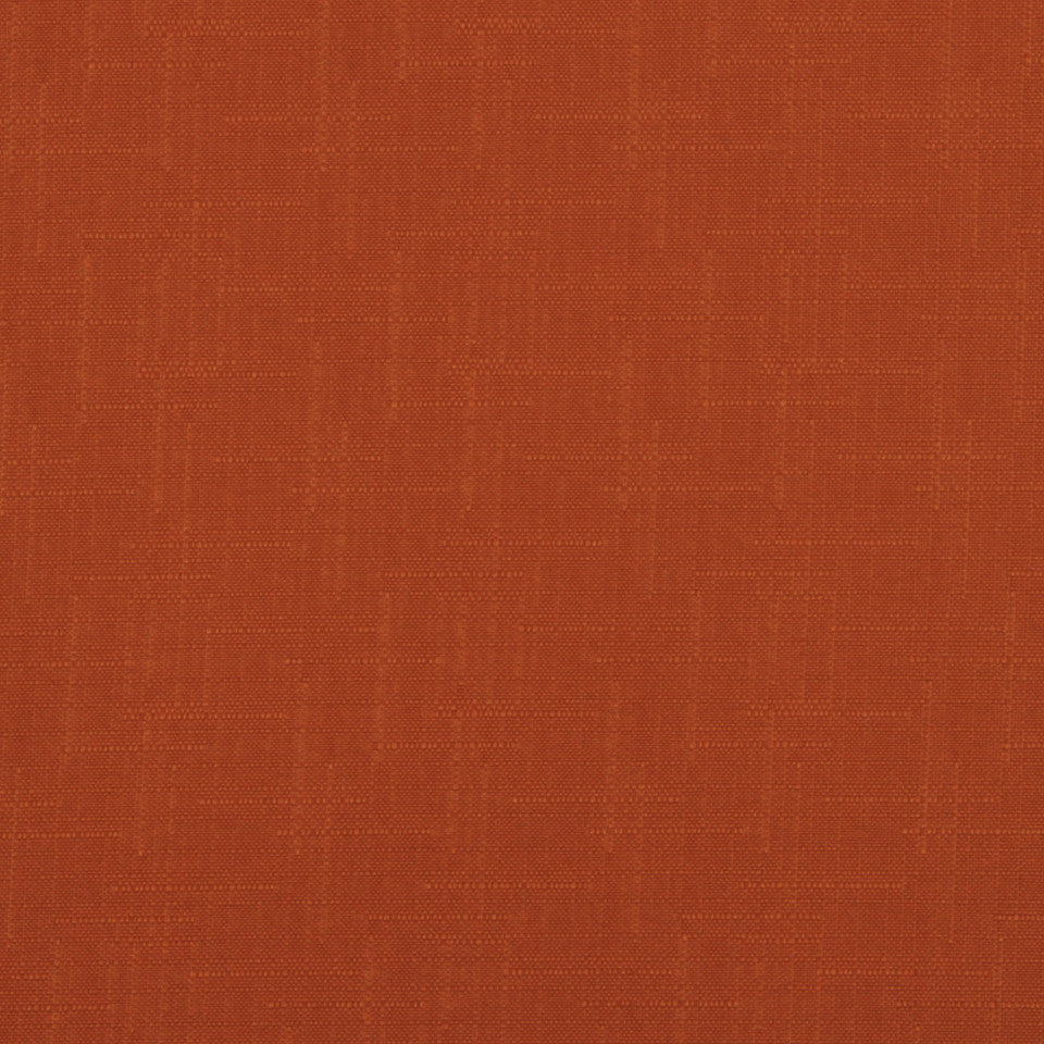 NATURAL MOSAICS Legend Solid Fabric - Spice