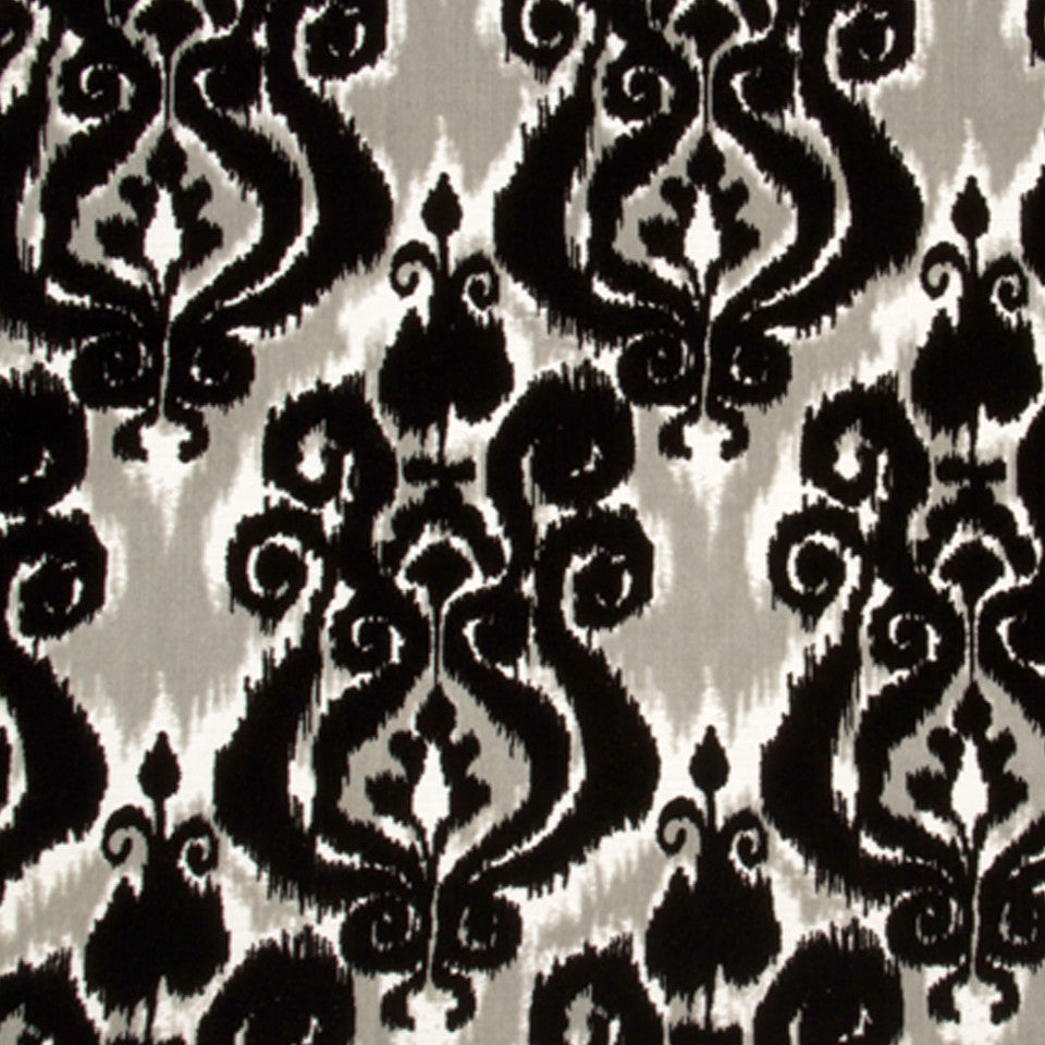 ZINC Velvet Bliss Fabric - Zinc
