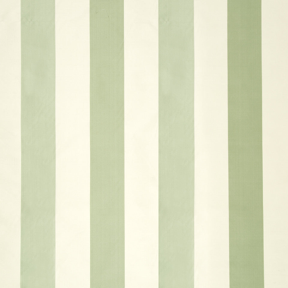 SILK STRIPES & PLAIDS Sakura Stripe Fabric - Tiffany