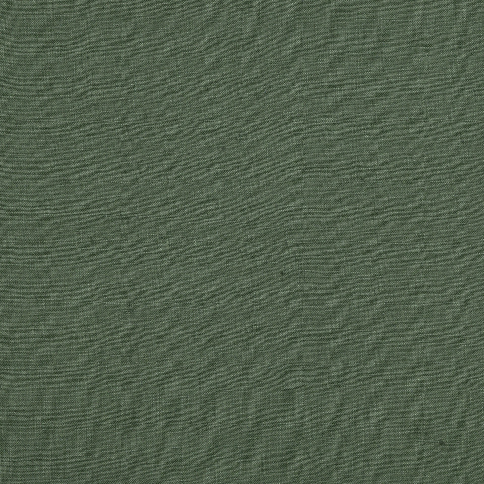 DRAPEABLE LINEN Milan Solid Fabric - Billiard Green