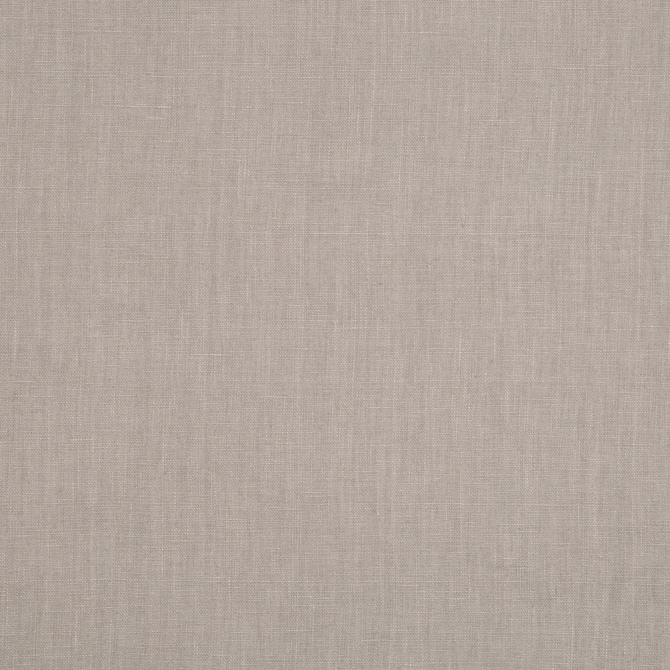 DRAPEABLE LINEN Milan Solid Fabric - Taupe