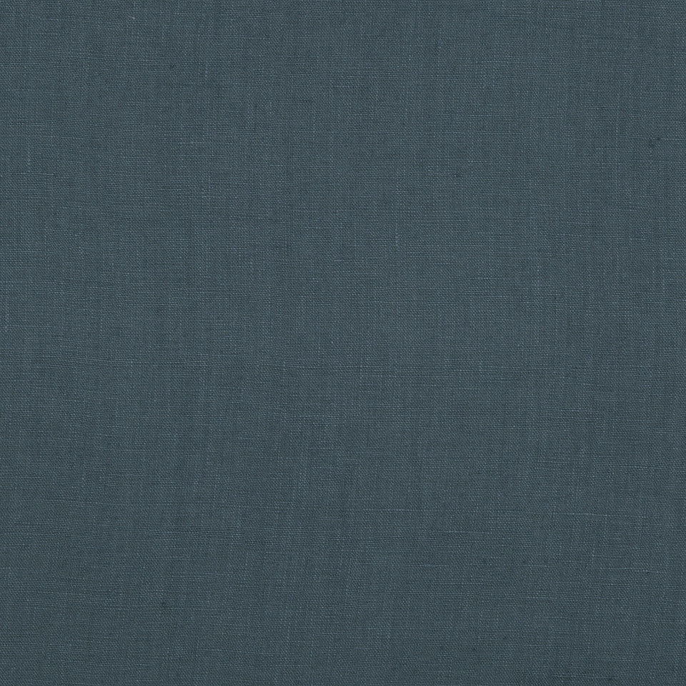 DRAPEABLE LINEN Milan Solid Fabric - Cove