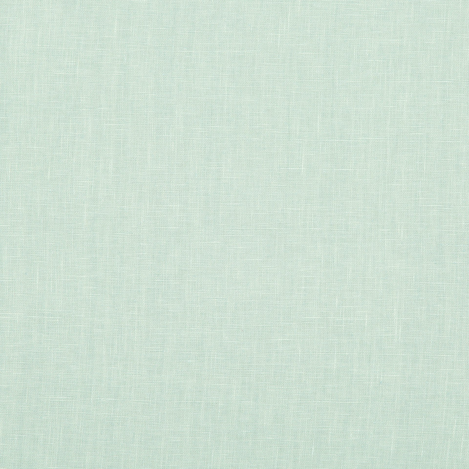 DRAPEABLE LINEN Milan Solid Fabric - Pool