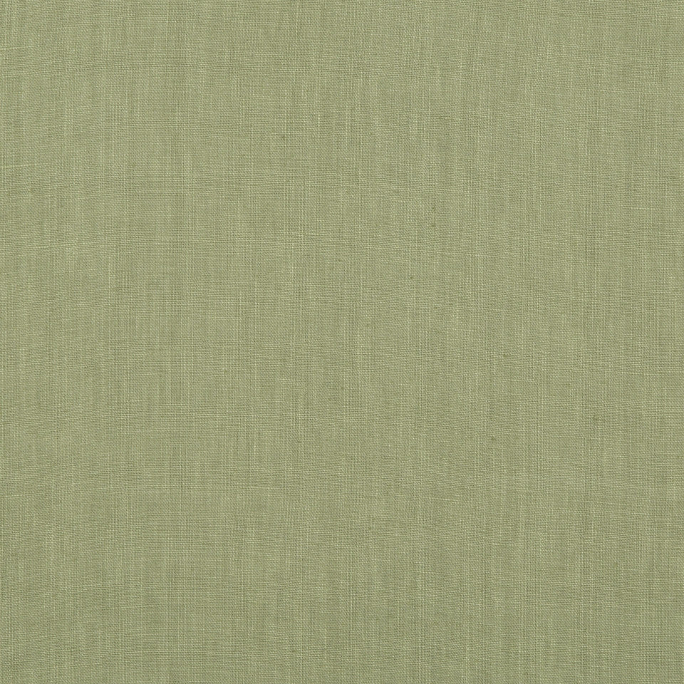 DRAPEABLE LINEN Milan Solid Fabric - Honeydew