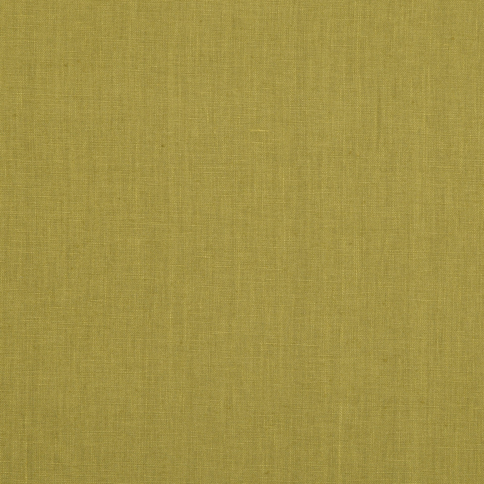 DRAPEABLE LINEN Milan Solid Fabric - Zest