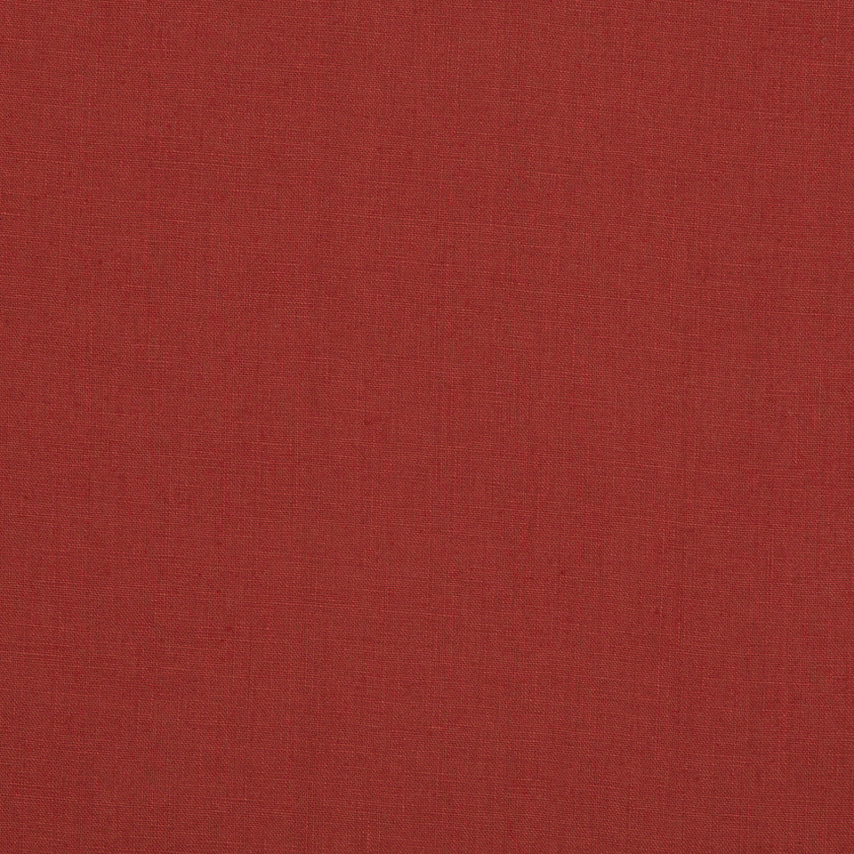 DRAPEABLE LINEN Milan Solid Fabric - Poppy