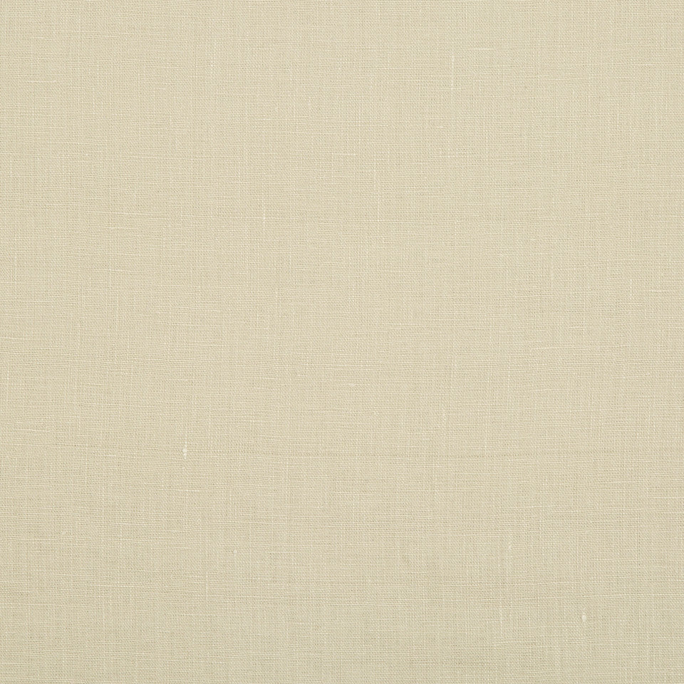 DRAPEABLE LINEN Milan Solid Fabric - Pale Cream