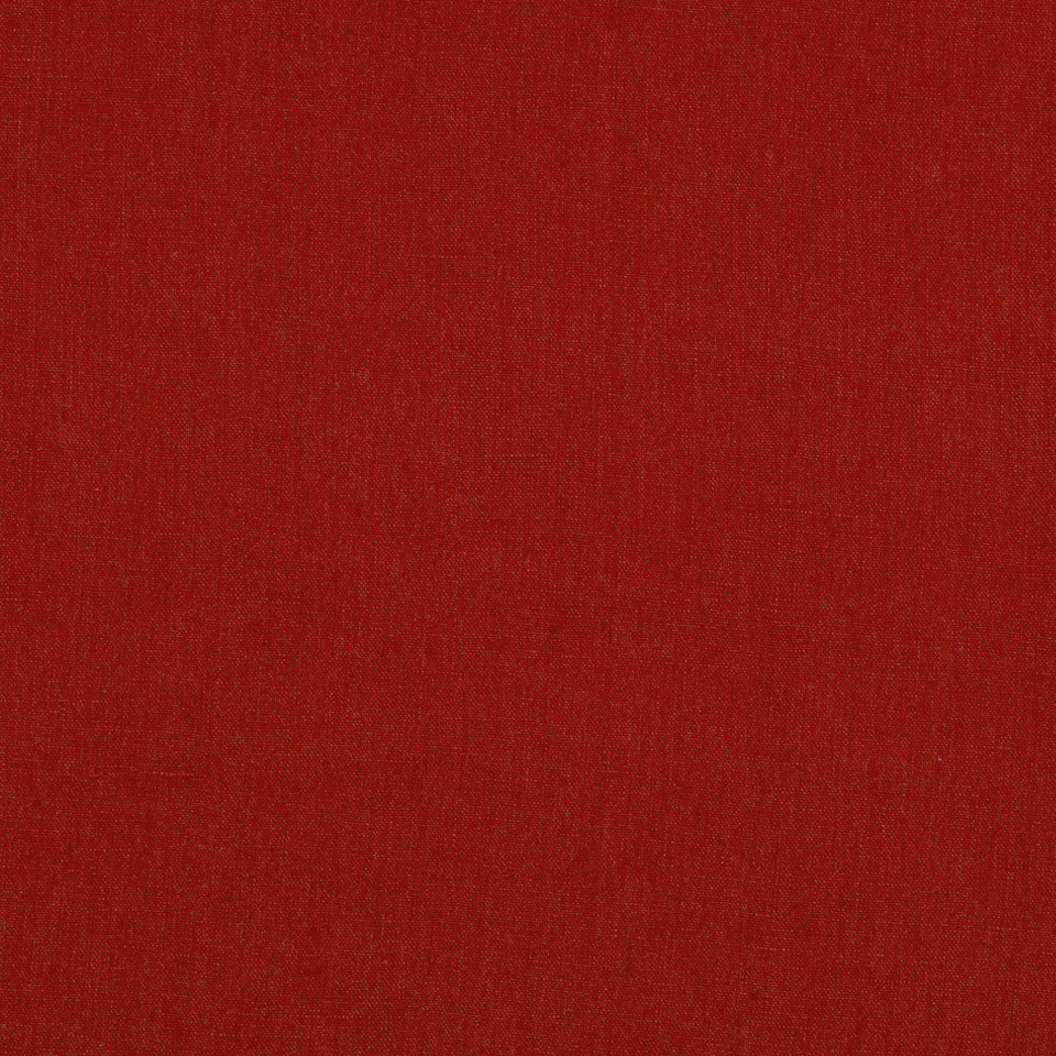 DRAPEABLE LINEN Milan Solid Fabric - Red Hot
