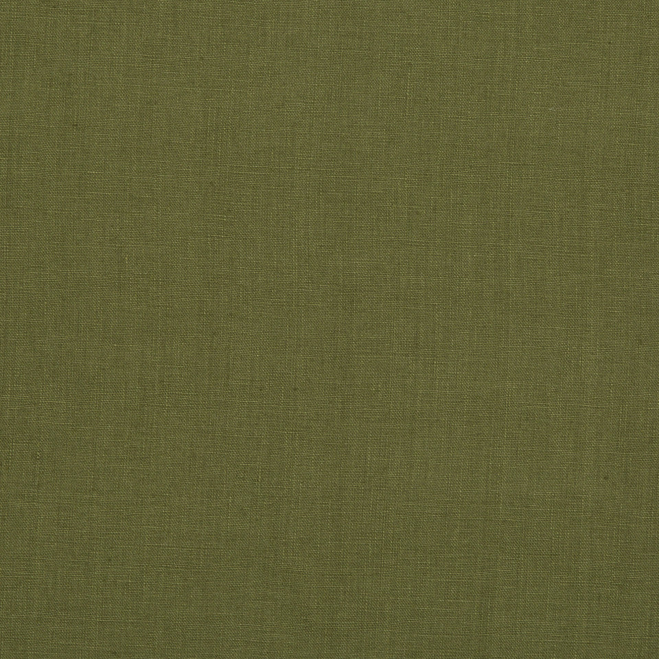 DRAPEABLE LINEN Milan Solid Fabric - Grass