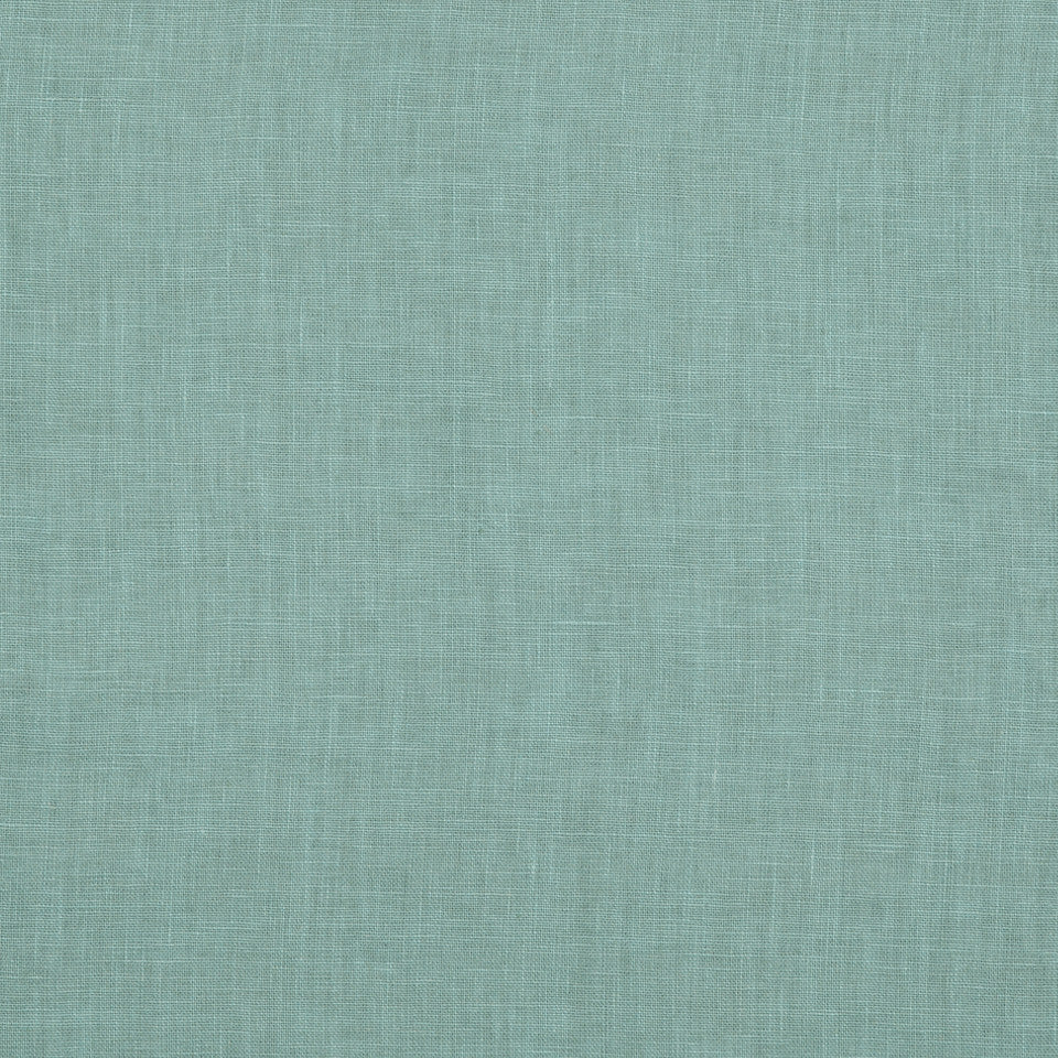 DRAPEABLE LINEN Milan Solid Fabric - Viridian