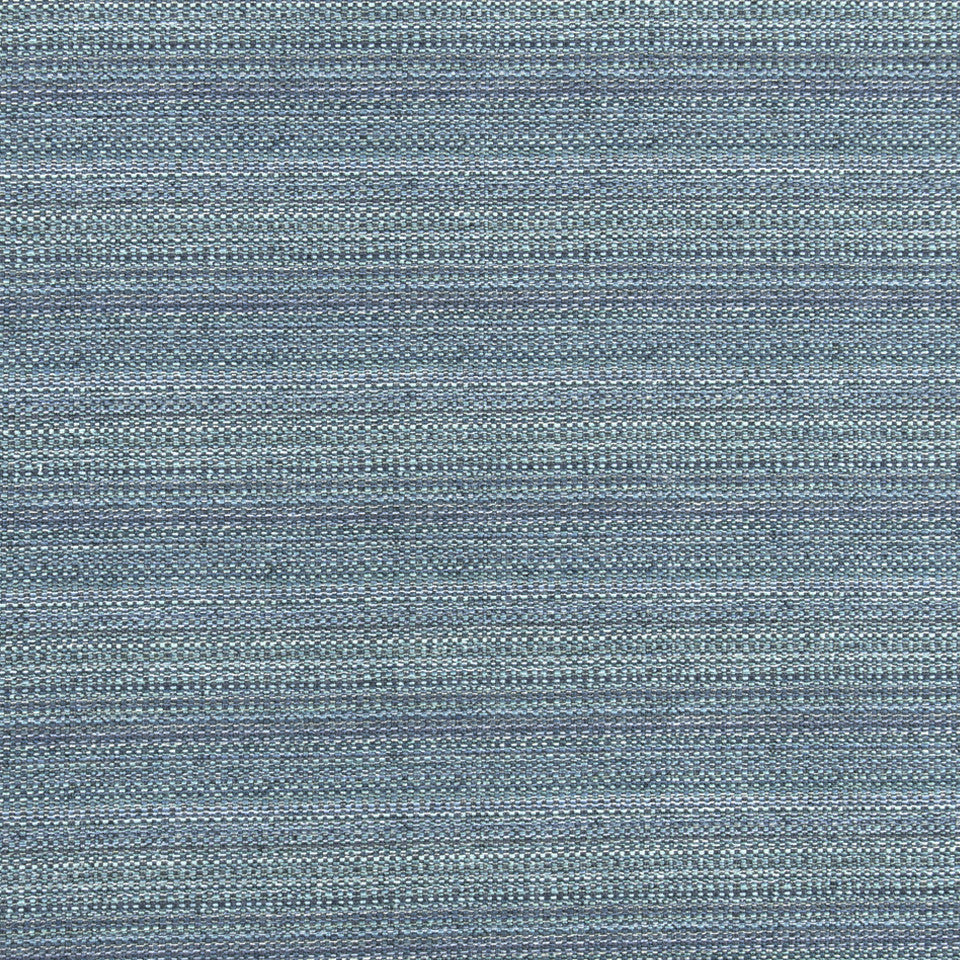 FESTIVAL OUTDOOR Kaili Strie Fabric - Lagoon Blue
