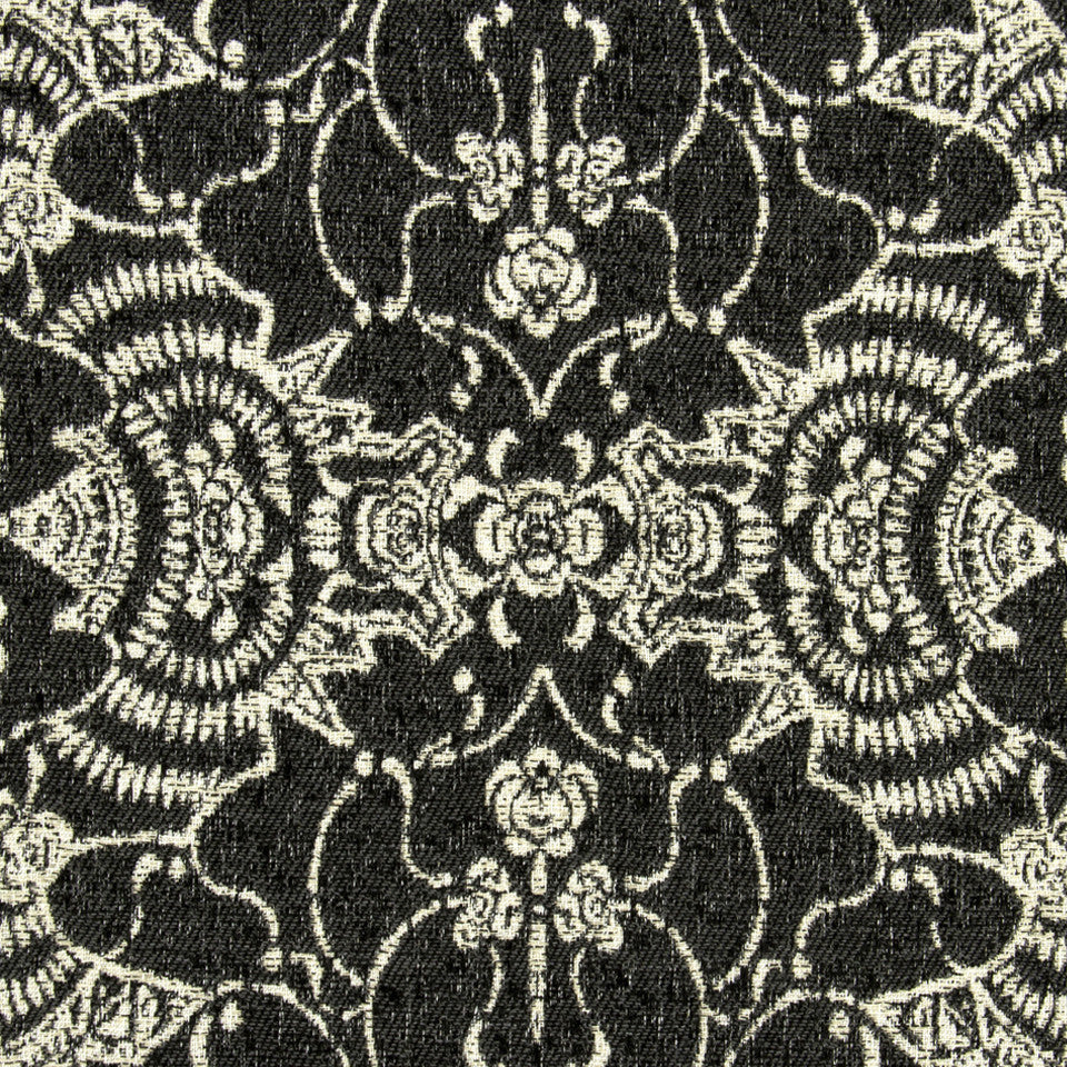 FESTIVAL OUTDOOR Mei Festival Fabric - Charcoal