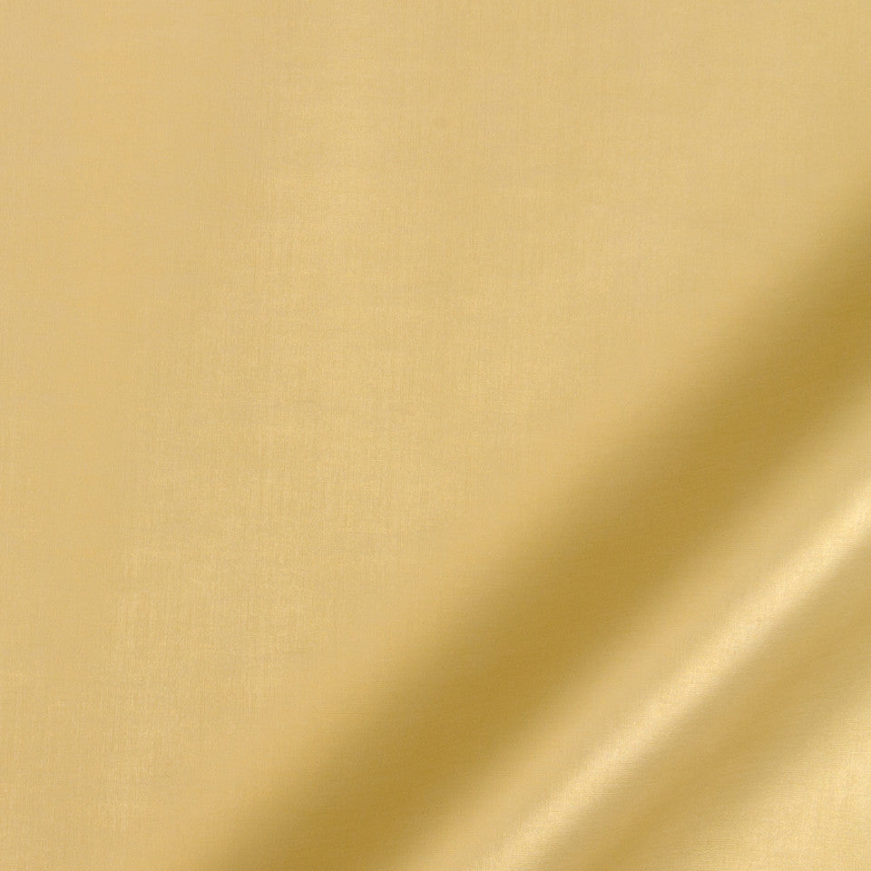 LUXE FAUX LEATHER Cupecoy Fabric - 14 Karat