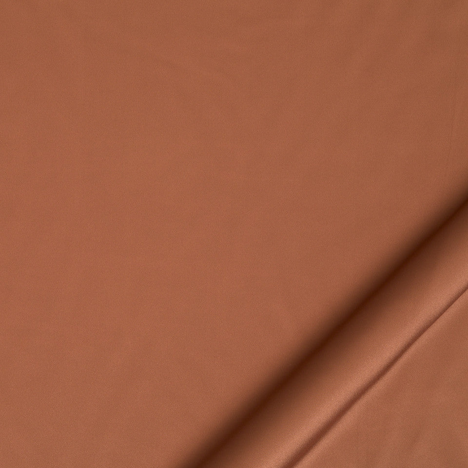 DRAPEABLE SILK LOOKS Treasure Beach Fabric - Sienna