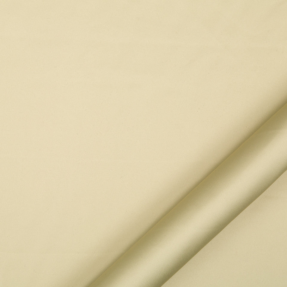 DRAPEABLE SILK LOOKS Treasure Beach Fabric - Truffle