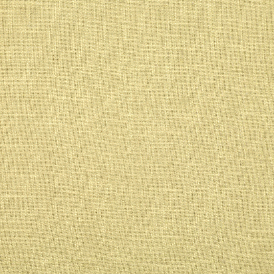 DRAPEABLE LINEN LOOKS Maliko Bay Fabric - Lemongrass