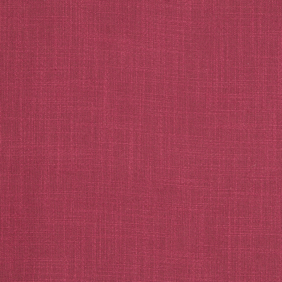 DRAPEABLE LINEN LOOKS Maliko Bay Fabric - Red Hot