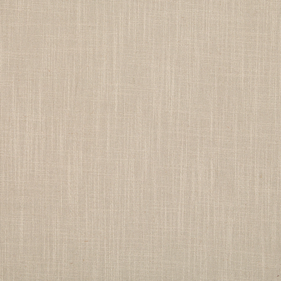 DRAPEABLE LINEN LOOKS Maliko Bay Fabric - Beige