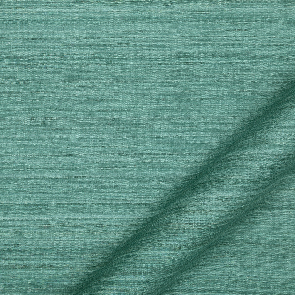 DRAPEABLE SILK Aussie Fabric - Viridian