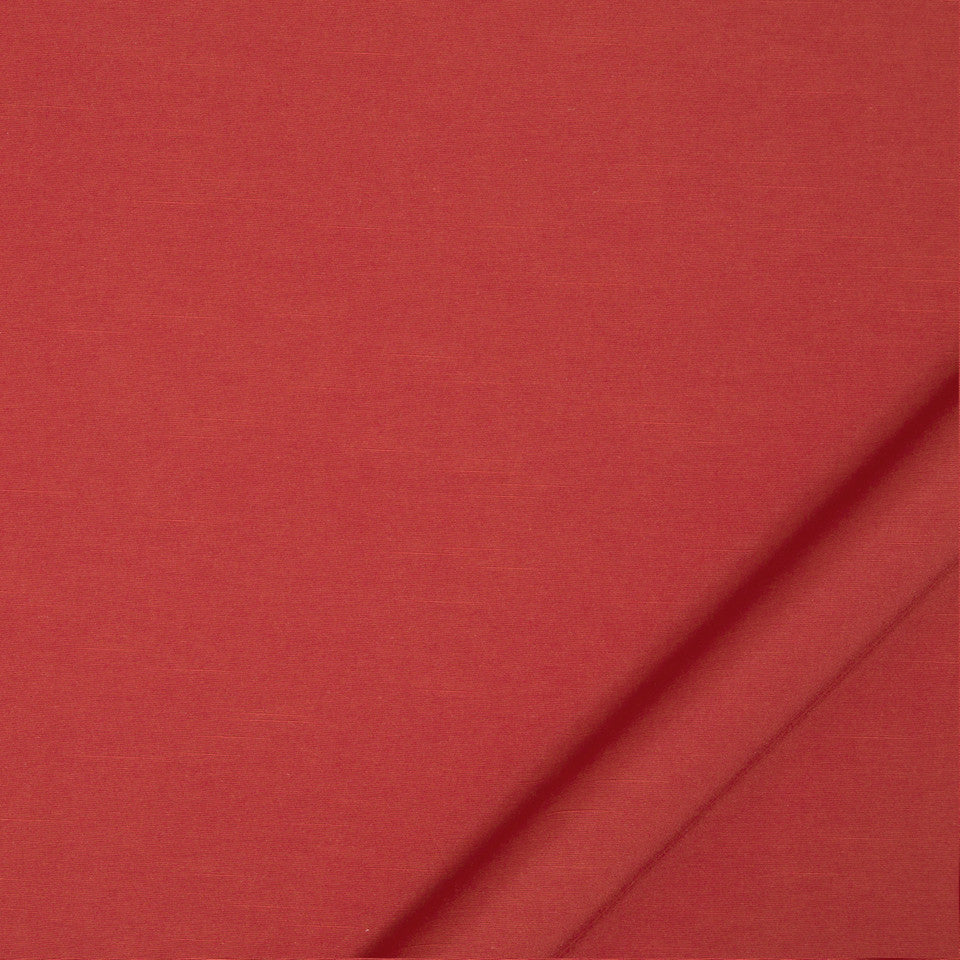 DRAPEABLE COTTON Nova Fabric - Red Earth