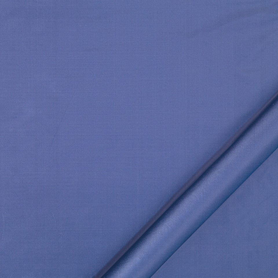 DRAPEABLE SILK Kerala Fabric - Cornflower