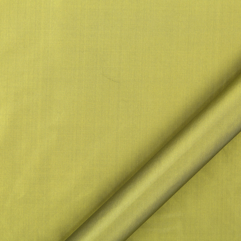 DRAPEABLE SILK Kerala Fabric - Olive