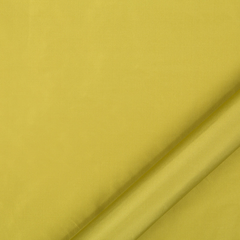 DRAPEABLE SILK Kerala Fabric - Chartreuse