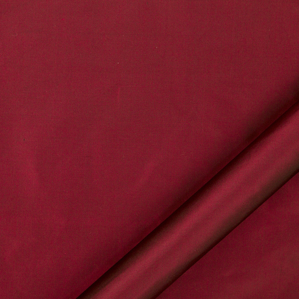 DRAPEABLE SILK Kerala Fabric - Classic Crimson
