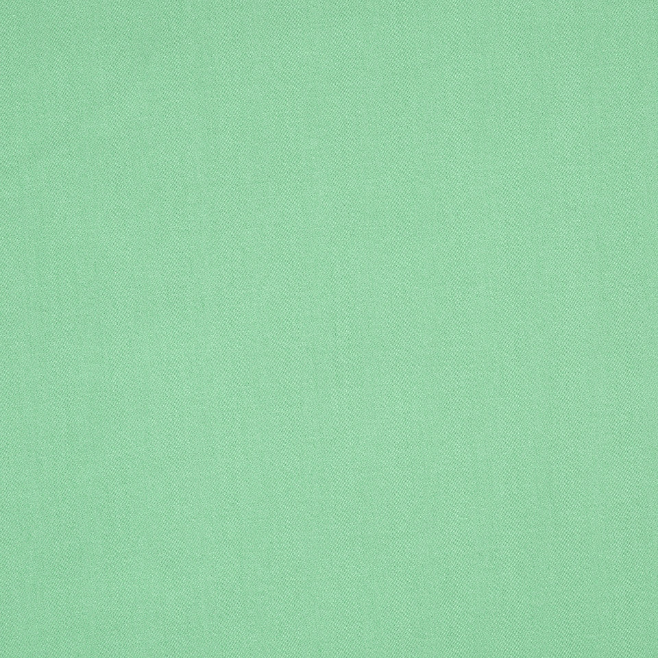 DRAPEABLE COTTON Lustre Sheen Fabric - Viridian
