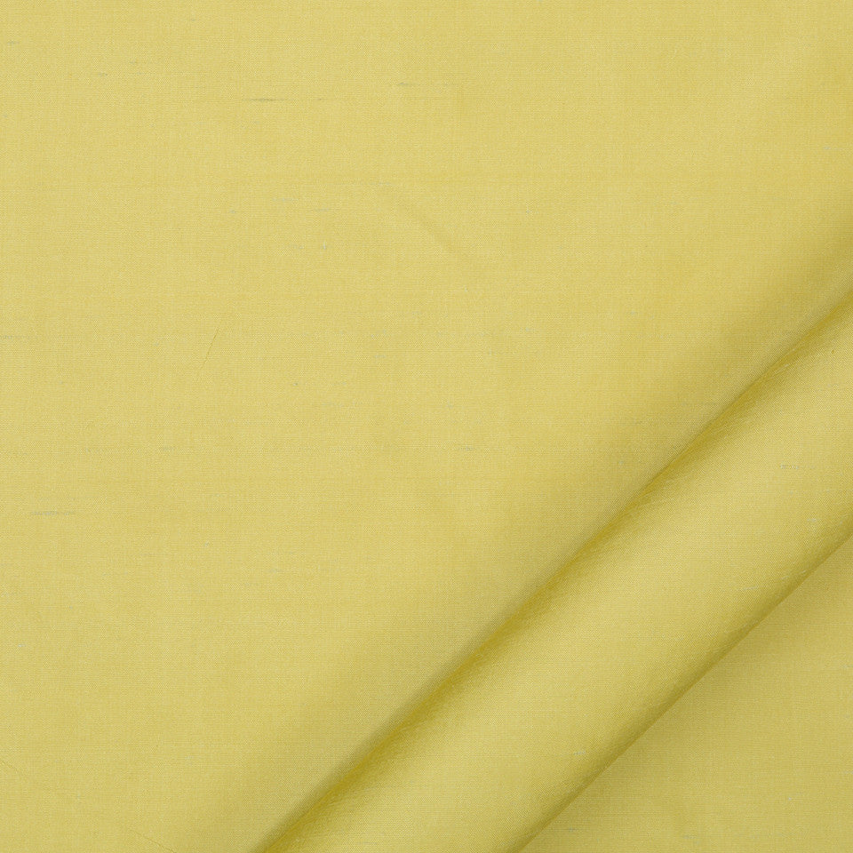 DRAPEABLE SILK Allepey Fabric - Citrus