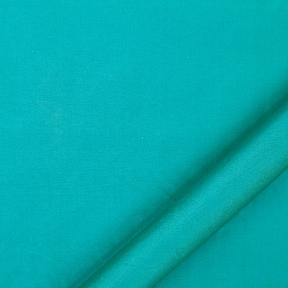 DRAPEABLE SILK Allepey Fabric - Viridian