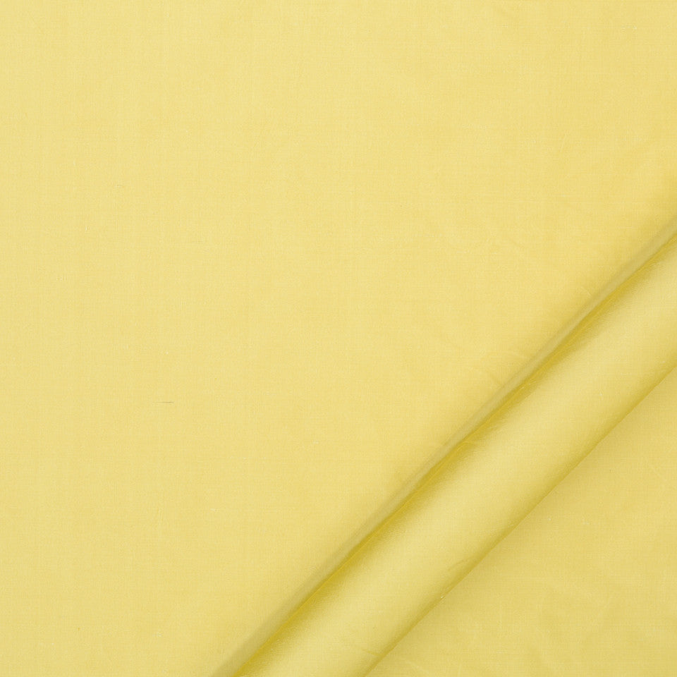 DRAPEABLE SILK Allepey Fabric - Citrine