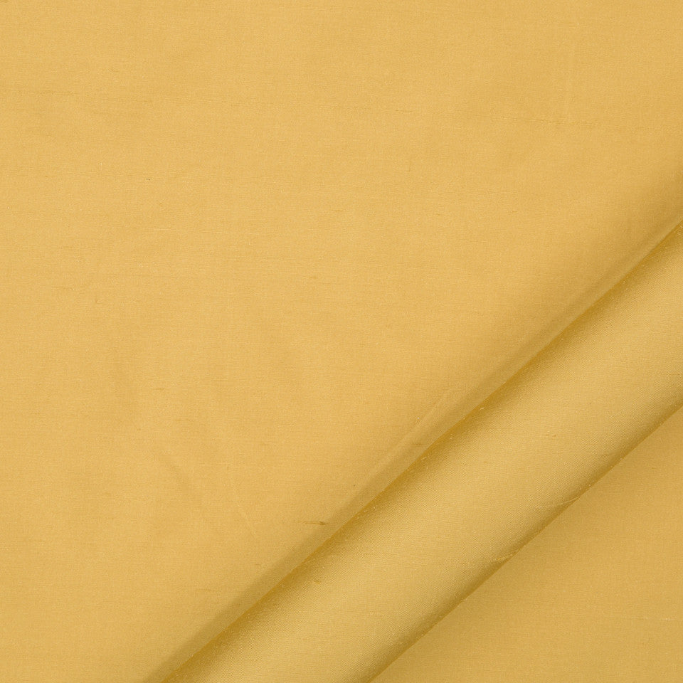 DRAPEABLE SILK Allepey Fabric - Mustard
