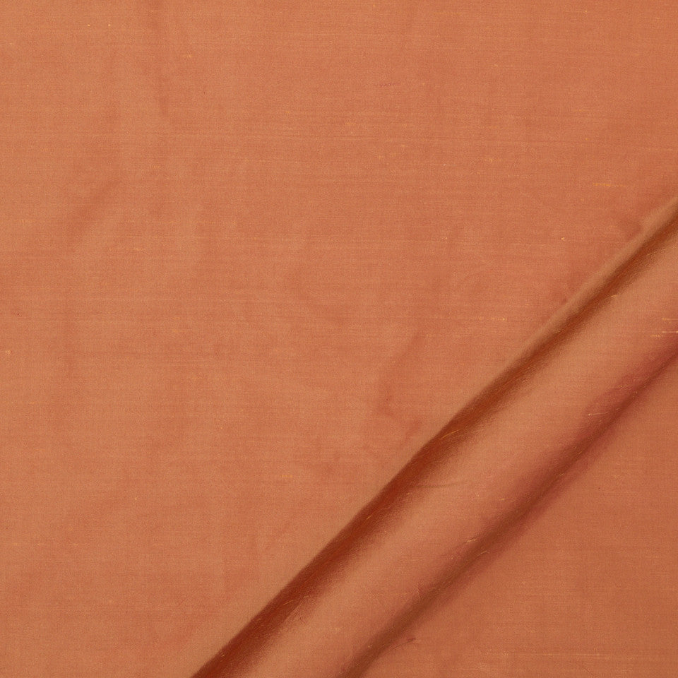 DRAPEABLE SILK Allepey Fabric - Saffron