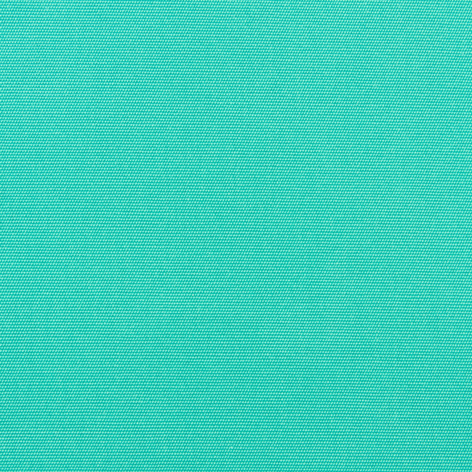 SUNBRELLA OUTDOOR SOLIDS Realistic Fabric - Turquoise