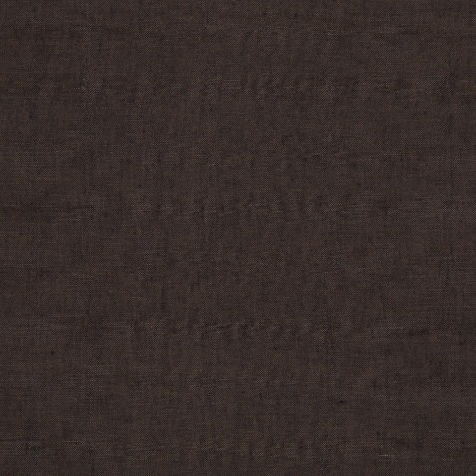 DRAPEABLE LINEN Haileys Path Fabric - Espresso
