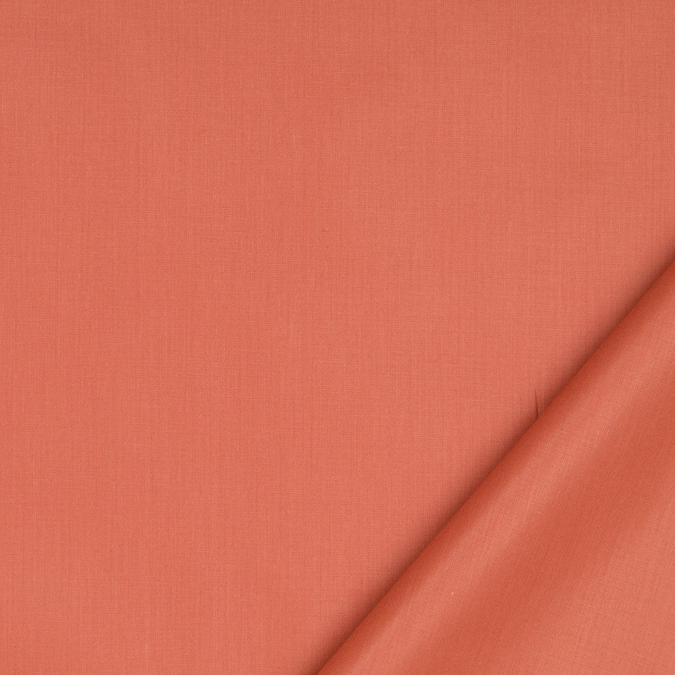 DRAPEABLE COTTON Ultima Fabric - Terracotta