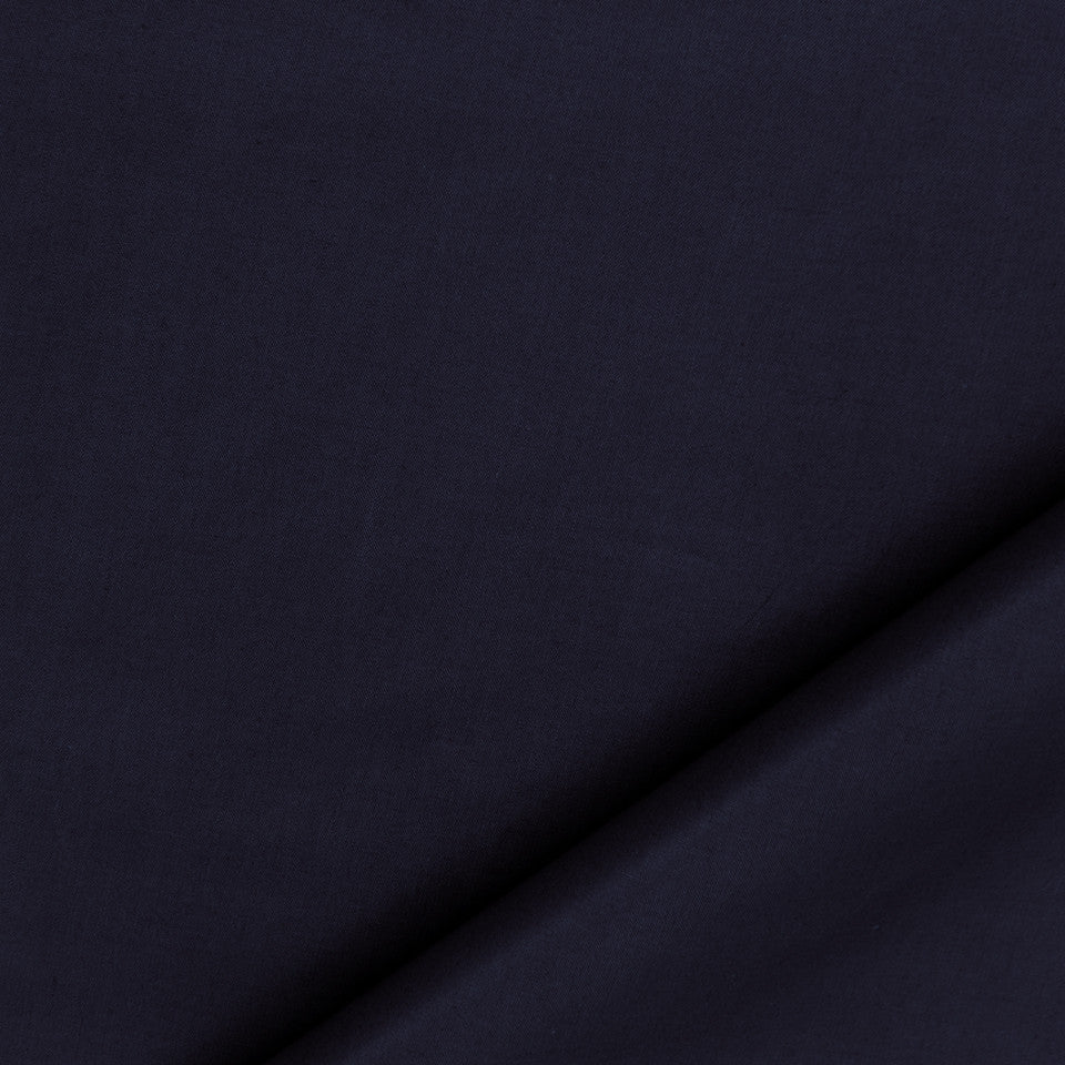 DRAPEABLE COTTON Ultima Fabric - Navy Blazer
