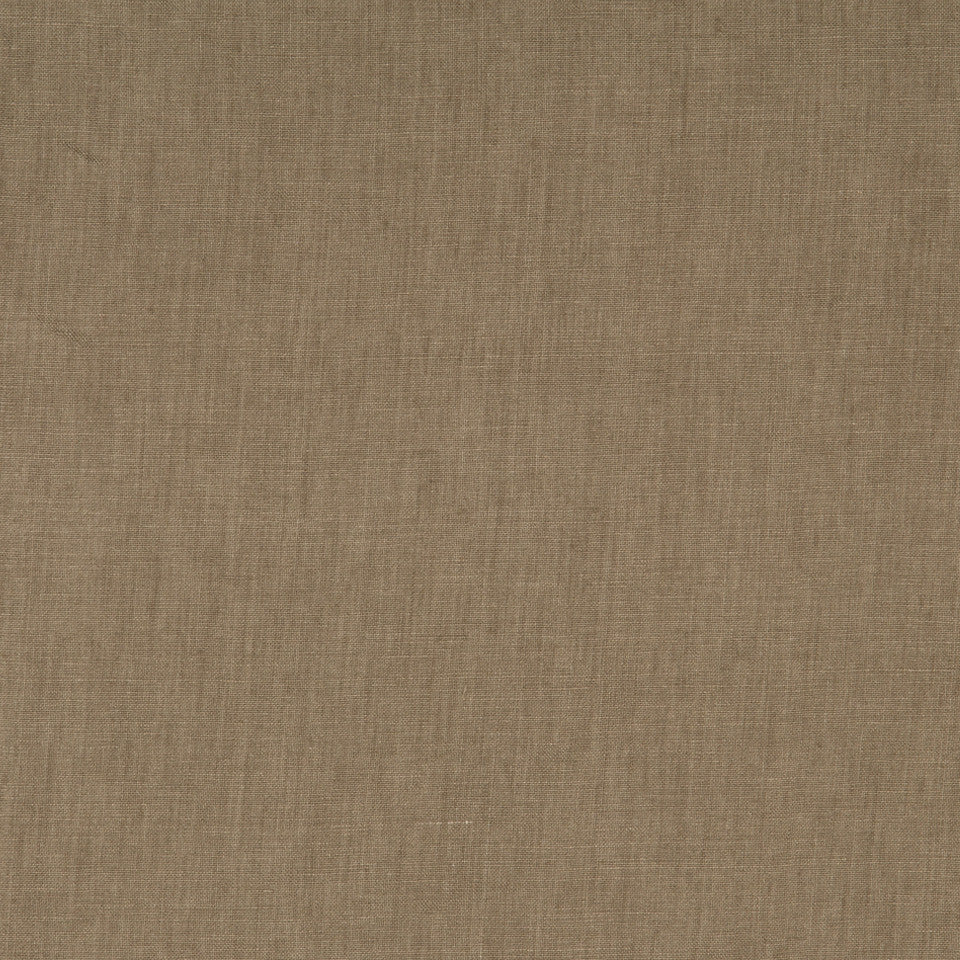 DRAPEABLE LINEN Haileys Path Fabric - Cocoa
