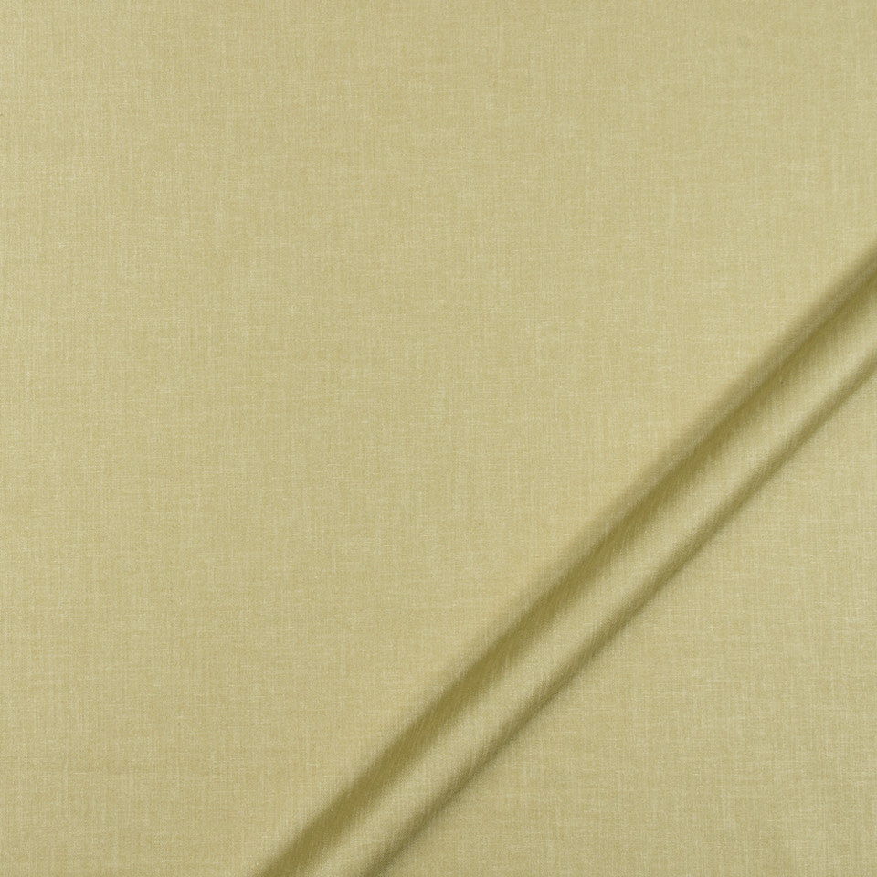 DRAPEABLE LINEN LOOKS Subtle Mood Fabric - Gold Leaf