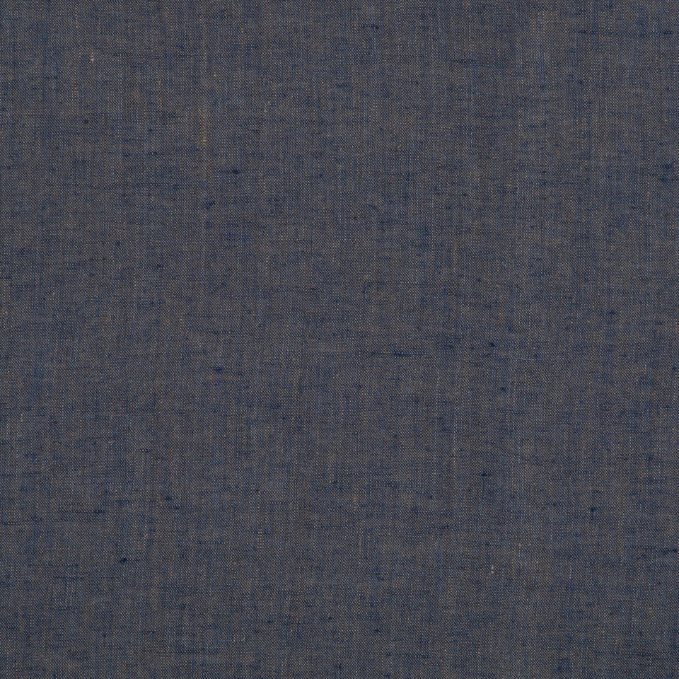 DRAPEABLE LINEN Haileys Path Fabric - Midnight