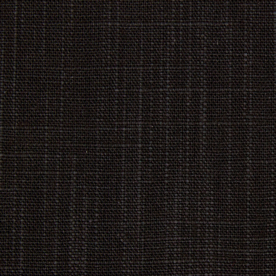 Slubbed Weave Fabric - Night Sky
